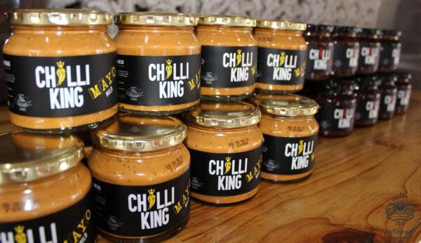 Chilli King Chilli Mayo